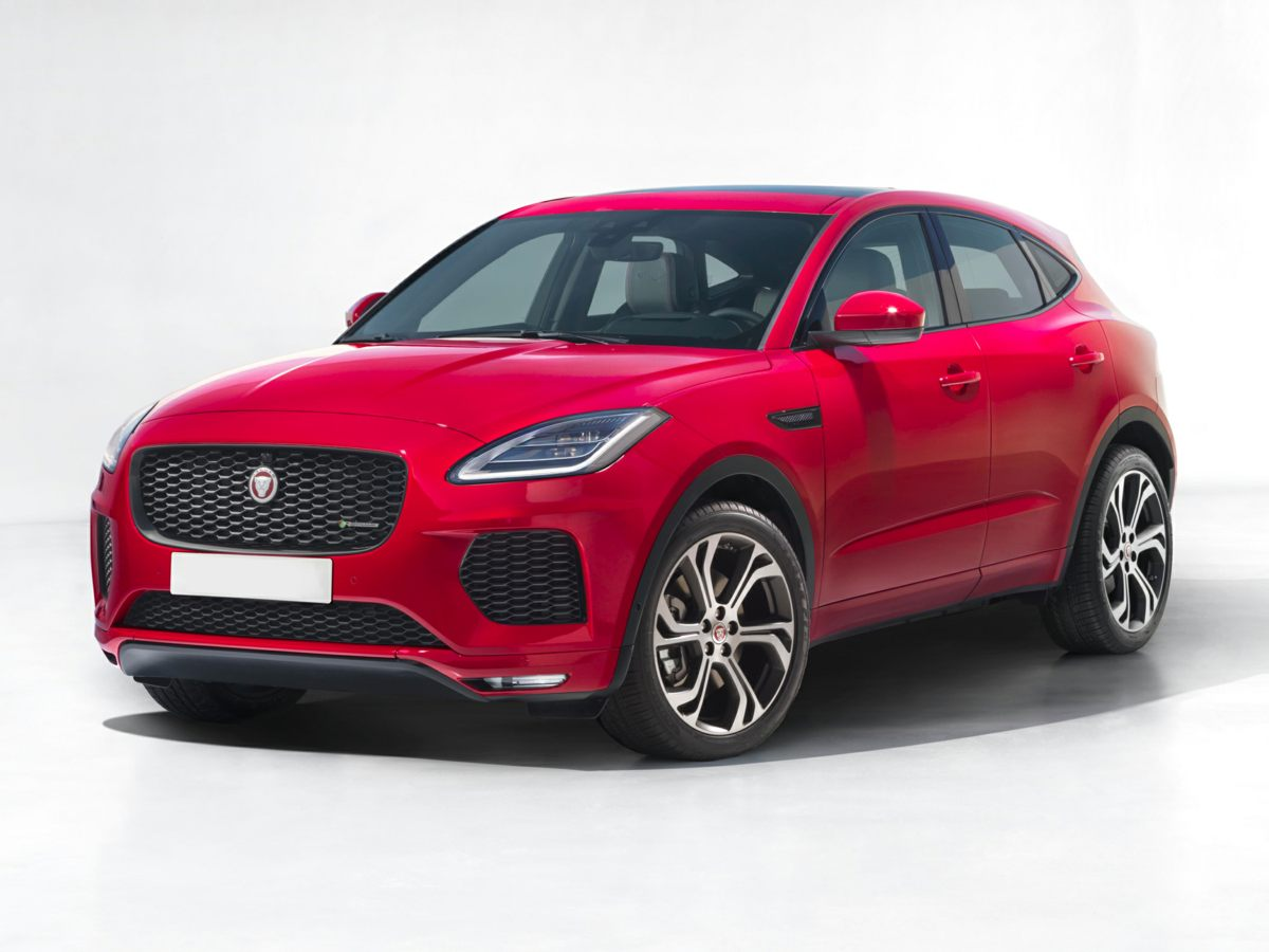 New 2020 Jaguar E-PACE Checkered Flag Edition SUV in ...