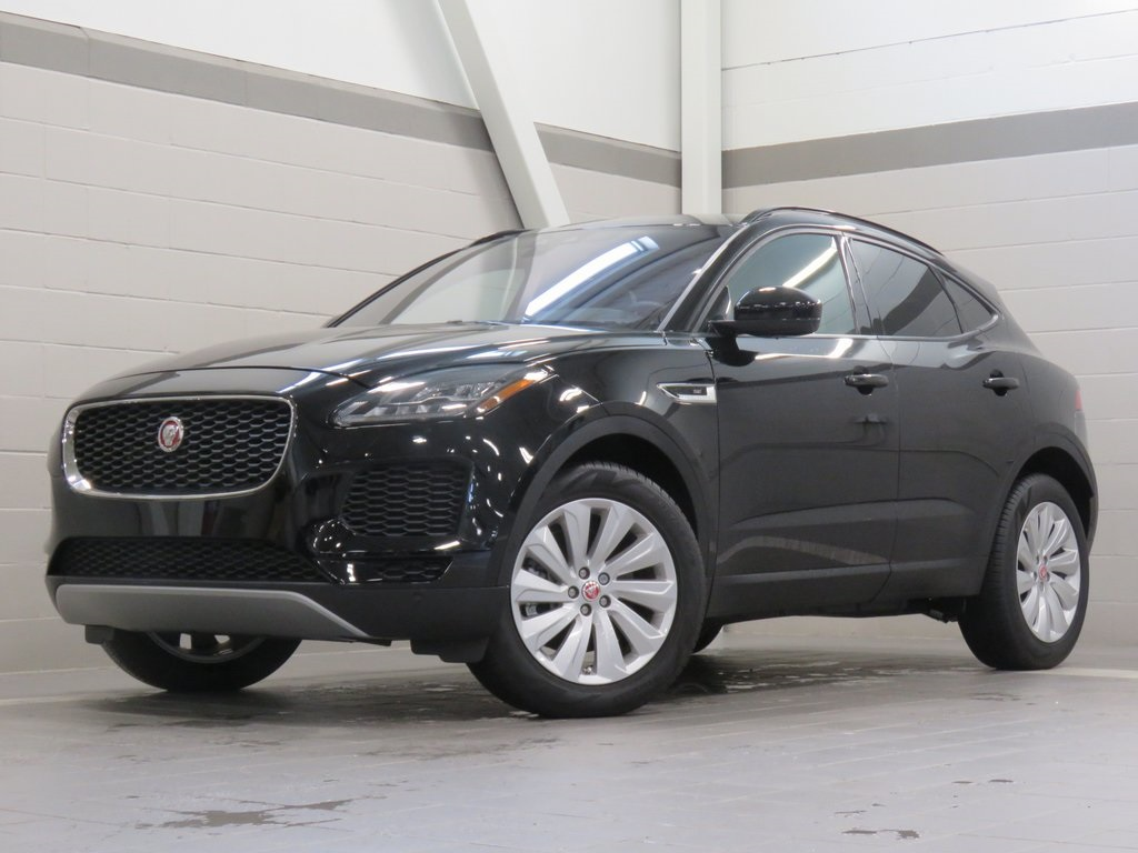 Certified Pre-Owned 2019 Jaguar E-PACE SE
