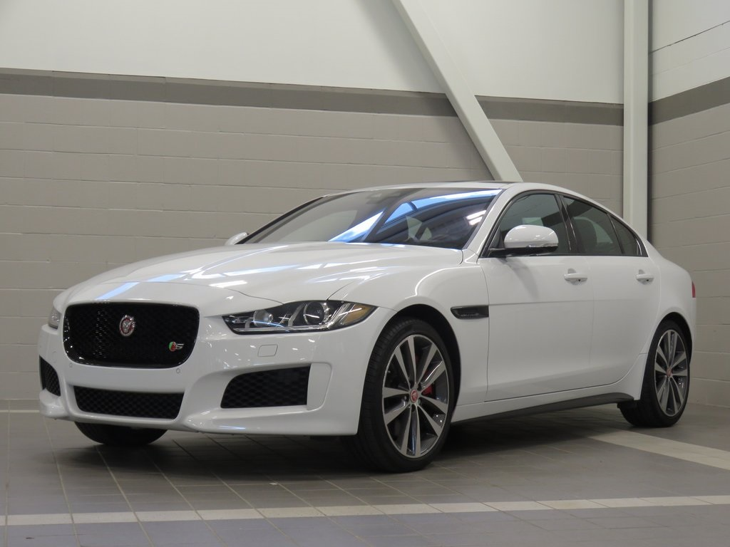 Certified Pre-Owned 2019 Jaguar XE S AWD
