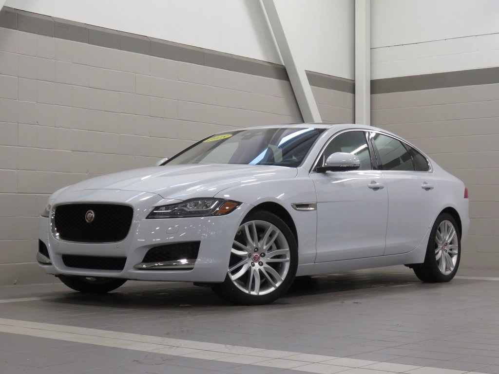 Pre-Owned 2018 Jaguar XF Portfolio Limited AWD
