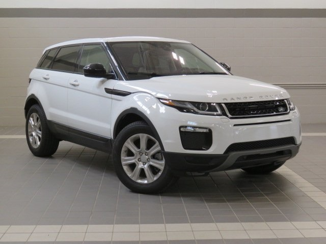 Certified Pre-Owned 2019 Land Rover Range Rover Evoque SE w/ Premium Package